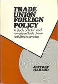 An investigation of non-governmental organisations in global: foreign trade unions in Jamaica